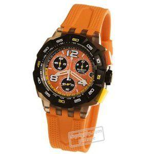 Swatch Accessories - Swatch The Originals SUIM400 Sun Down watch